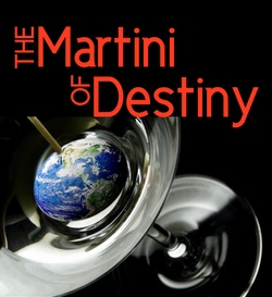The Martini of Destiny, a Rucksack Universe Short Story E-book