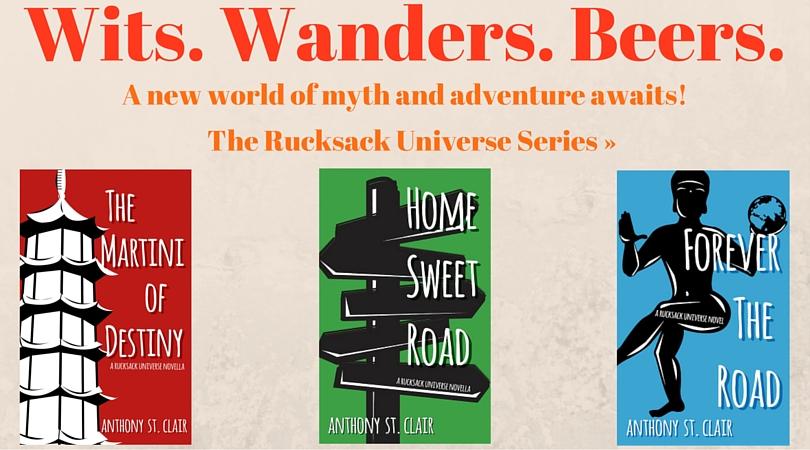 Wits. Wanders. Beers. The Rucksack Universe Series